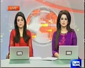 Dunya News 9pm Bulletin – 26th January 2014