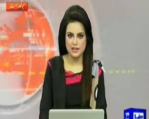 Dunya News 9pm Bulletin – 27th December 2013