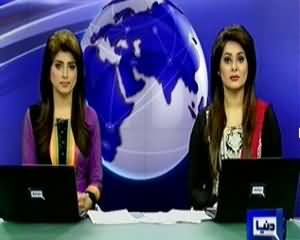 Dunya News 9pm Bulletin – 28th September 2013