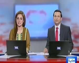 Dunya News 9PM Bulletin – 29th September 2014