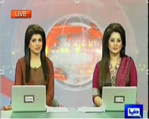 Dunya News 9pm Bulletin – 30th January 2014