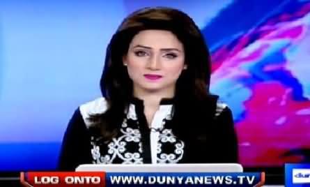 Dunya News 9pm Bulletin – 4th March 2015