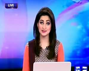 Dunya News 9pm Bulletin – 6th June 2015