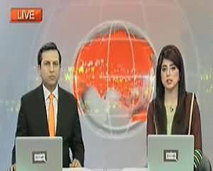 Dunya News 9pm Bulletin – 7th March 2014