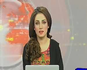 Dunya News 9pm Bulletin – 8th April 2014