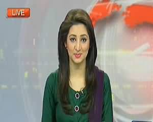 Dunya News 9pm Bulletin – 8th March 2014