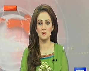Dunya News 9pm Bulletin – 9th April 2014