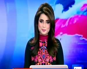 Dunya News 9pm Bulletin – 9th June 2015