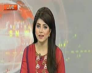 Dunya News 9pm Bulletin – 9th March 2014