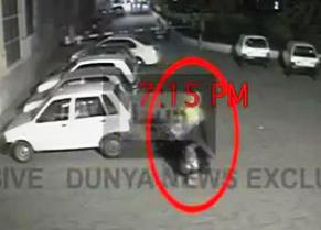 Dunya News Released the New Full and Complete CCTV Video of Rape of 5 Years Girl in Lahore