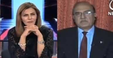 Dus (Lt. Gen Naeem Khalid Exclusive Interview) - 25th October 2020