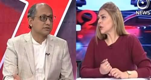 Dus with Sana Bucha (Saeed Ghani Exclusive Interview) - 7th February 2021