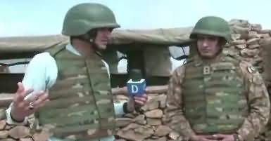 Dusra Rukh (Brave Soldiers of Pak Army) – 25th June 2017
