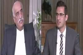 Dusra Rukh (Khursheed Shah Exclusive Interview) – 20th April 2018