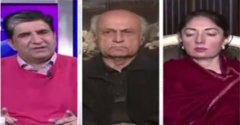 Dusra Rukh (Mujhe Kyun Nikala, PMLN's Slogan) – 27th January 2018