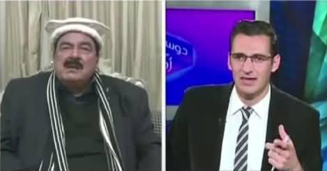 Dusra Rukh (Sheikh Rasheed Ahmad Exclusive Interview) – 10th December 2017