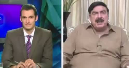 Dusra Rukh (Sheikh Rasheed Ahmad Exclusive Interview) – 16th July 2016