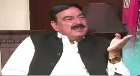 Dusra Rukh (Sheikh Rasheed Ahmad Exclusive Interview) – 29th April 2017