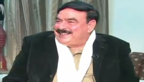 Dusra Rukh (Sheikh Rasheed Ahmad Exclusive Interview on Current Issues) – 30th January 2016