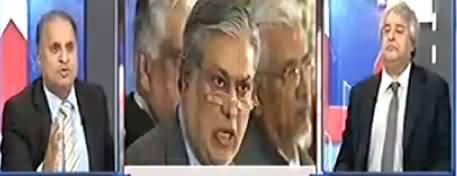 ECP Should File Forge Document Case Against Ishaq Dar - Rauf Klasra Grills Ishaq Dar