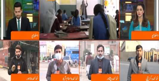 Educational Institutions Reopened Today, Students Started To Going School