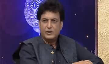 Eid Special Show Day 2 (Guest: Khalil-ur-Rehman Qamar) - 25th May 2020