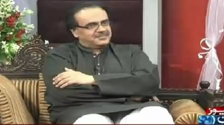 Eid Special With Dr Shahid Masood (2nd Day of Eid) – 19th July 2015
