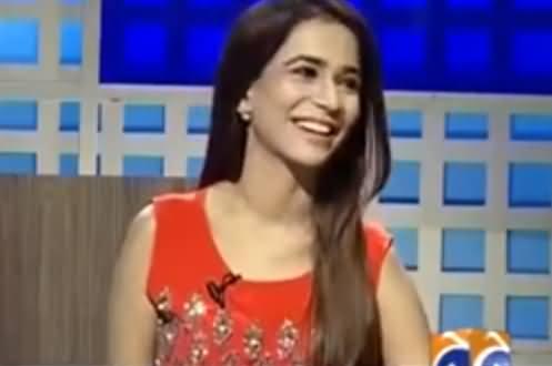 Eid Special with Jugnu Mohsin (Humaima Malik) - 13th September 2016