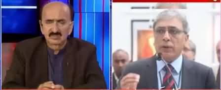 Ek Leghari Sab Pe Bhari (Bharat Jarhiyat Par Utar Aaya) - 4th August 2019
