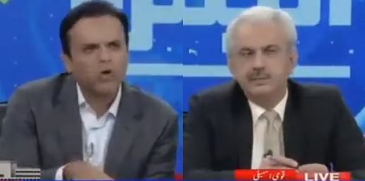 Election 2018 Special Transmission on ARY – 25th July 2018