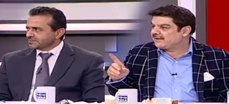 Election 2018 Special Transmission On Samaa – 26th July 2018