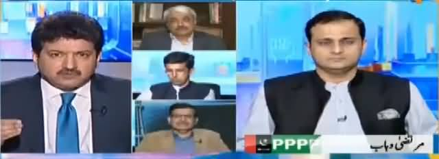 Election Debate with Hamid Mir (Election 2018) - 2nd July 2018