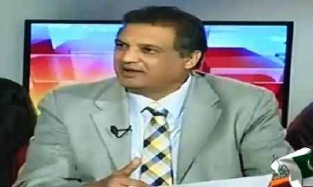 Election Special On Geo News (Karachi LB Polls) – 4th December 2015