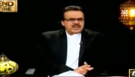 End Of Time by Dr. Shahid Masood (The Final Call) [Episode-24] – 1st July 2016