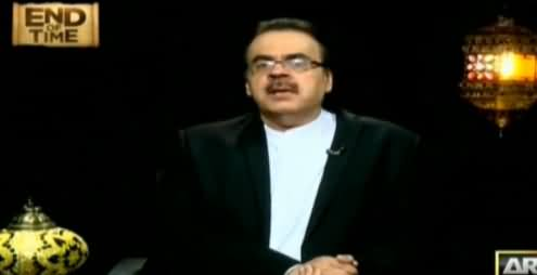 End Of Time by Dr. Shahid Masood (The Final Call) [Episode-6] – 12th June 2016