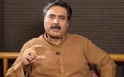 Establishment Kabhi Kacha Pakka Kaam Nahi Kare Gi - Aftab Iqbal Comments on NAB Verdict