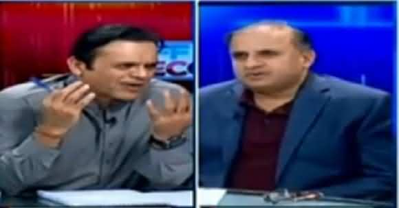 Establishment's Interest Are Common With Imran Khan And They Are Not Behind Maulana's Sit-in - Rauf Klasra
