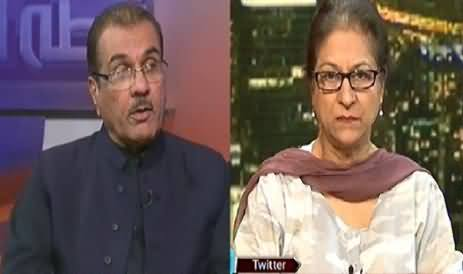 Every One Knows the Black Deeds of ISI, It is an Open Secret - Asma Jahangir