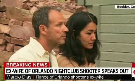 Ex-Wife of Orlando Shooter Omer Mateen Speaks Out, Telling Her Feelings