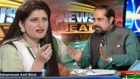 Excellent Chitrol of MQM's Mian Attique By Anchor Paras Jahanzeb