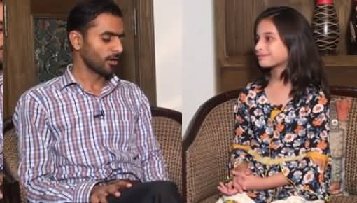 Exclusive Interview of Journalist Siddique Jan With Mahrosh Khan