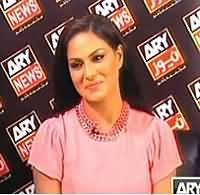 Exclusive Interview With Veena Malik - 10 August 2013