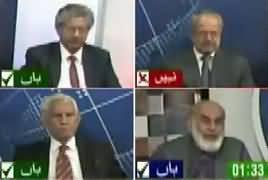 Experts Opinion (Opposition Being Arrested) – 14th June 2019