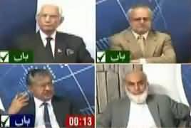 Experts Opinion (Presidential System) – 19th April 2019