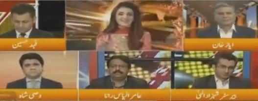 Express Experts (Imran Khan Ke Qanoni Masail) - 18th October 2017