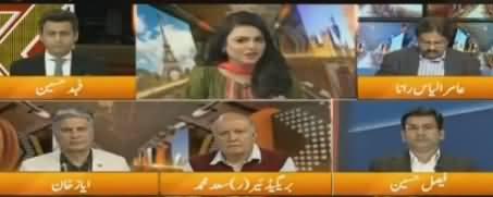 Express Experts (Pakistan Ka Bharat Ko Bharpoor Jawab) - 27th February 2019