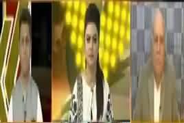 Express Experts (Shah Mehmood Qureshi vs Jahangir Tareen) – 1st April 2019