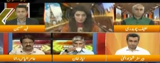 Express Experts (Shahbaz Sharif Ke Naye Waade) - 25th June 2018