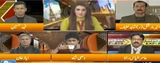 Express Experts (Tahir ul Qadri Bhi Maidan Mein) - 20th December 2017