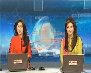 Express News 9pm Bulletin - 10th March 2014